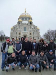 Экскурсия в Кронштадт