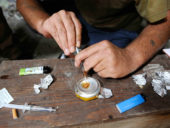 Последствия употребления опиатов
