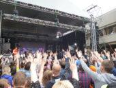 """Девятый рок-фестиваль """"Мир без наркотиков"""""""