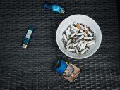 Курение приводит к клинической депрессии